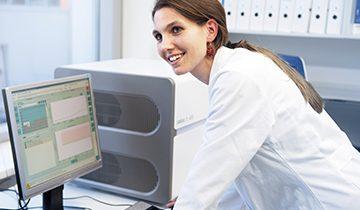 Biologe/Biochemiker (m/w/d) mit Schwerpunkt Molekularbiologie